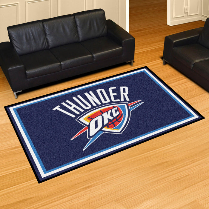 NBA - Oklahoma City Thunder Rug