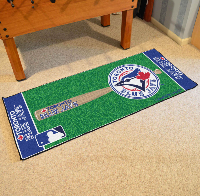 "MLB - Toronto Blue Jays Baseball Runner 30""x72"""