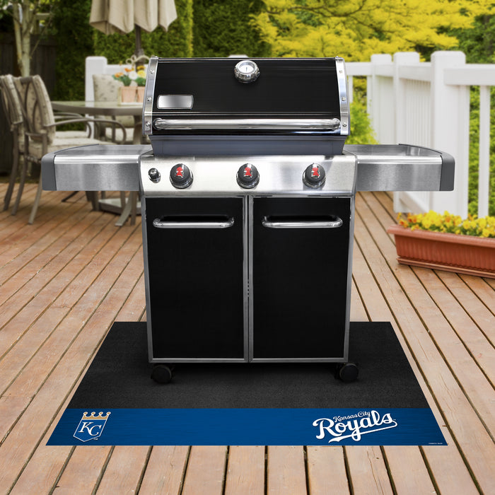 "MLB - Kansas City Royals Grill Mat 26""x42"""