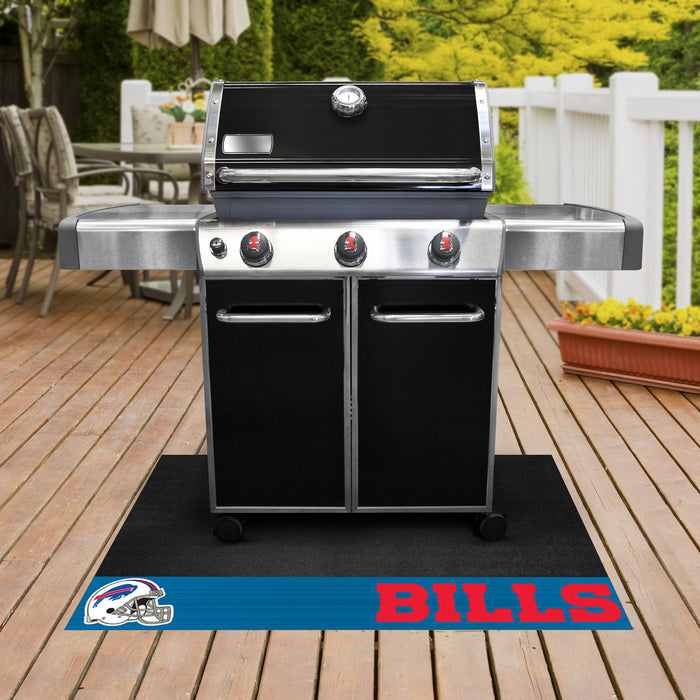 "NFL - Buffalo Bills Grill Mat 26""x42"""