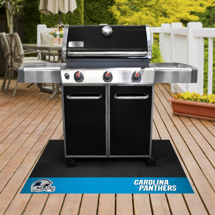 "NFL - Carolina Panthers Grill Mat 26""x42"""