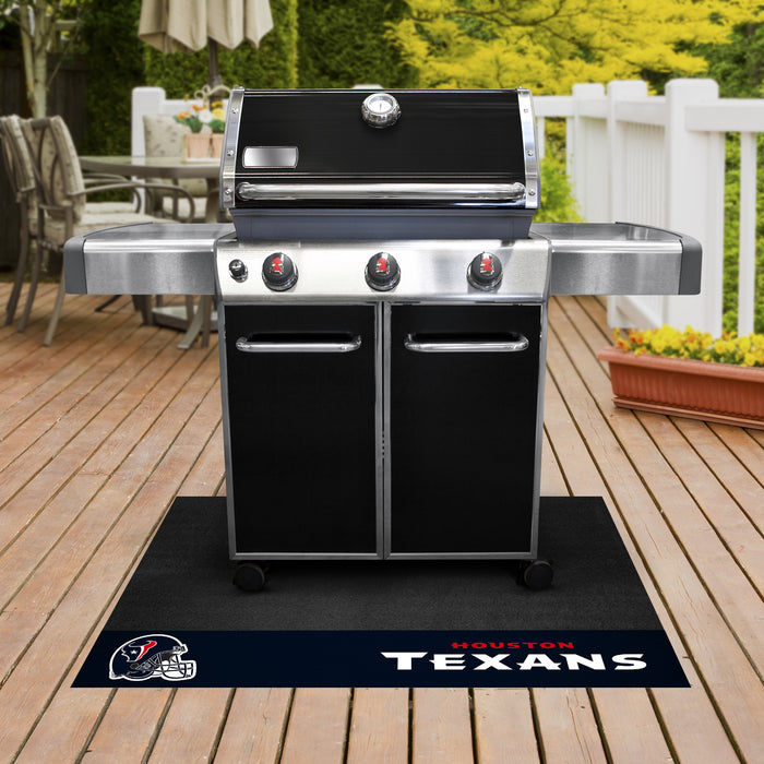 "NFL - Houston Texans Grill Mat 26""x42"""