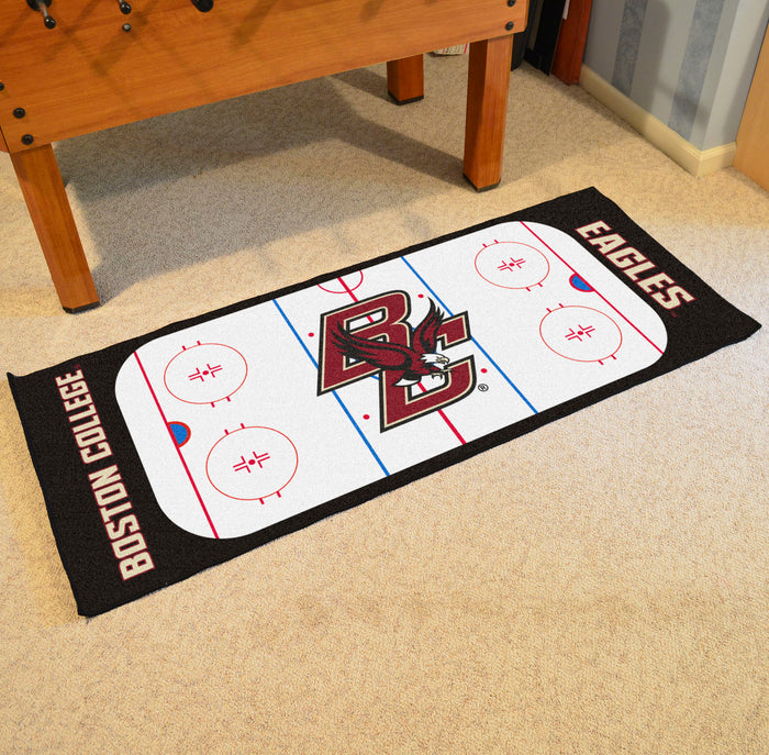 "Boston College Rink Runner 30""x72"" 30""x72"""