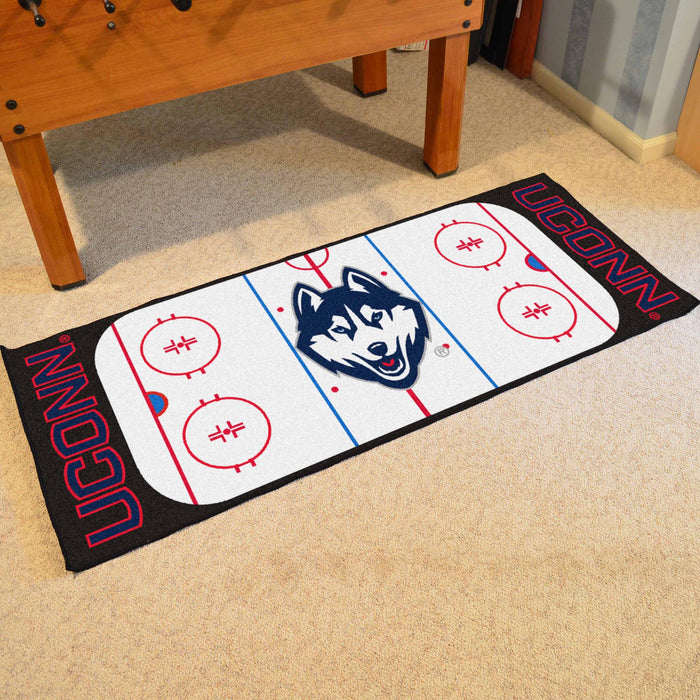 "Connecticut Rink Runner 30""x72"" 30""x72"" - Fan Cave Rugs"
