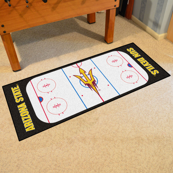 "Arizona State Rink Runner 30""x72"""