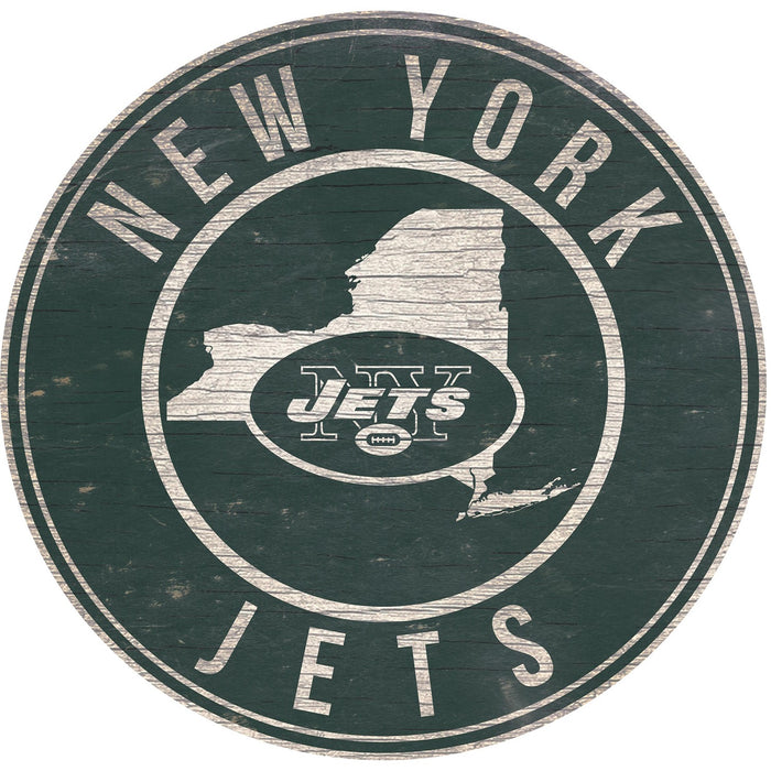 New York Jets Fan Cave Rugs