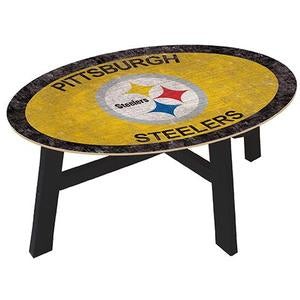 Pittsburgh Steelers  Coffee table with team color
