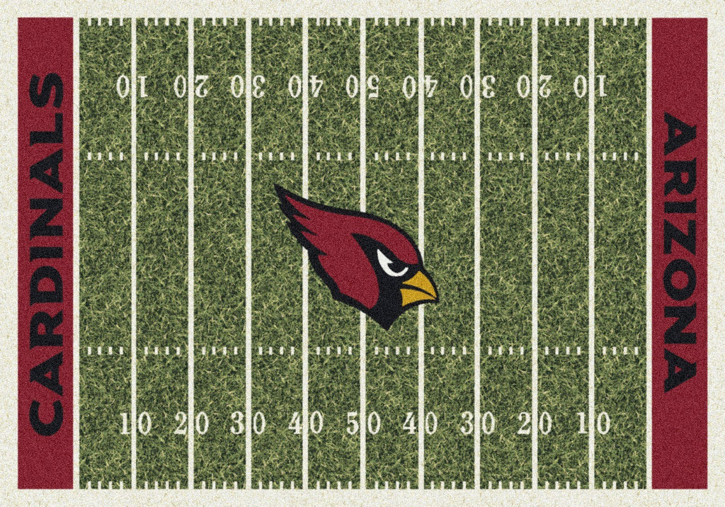 Fan Cave Rugs:Arizona Cardinals Rug Team Home Field