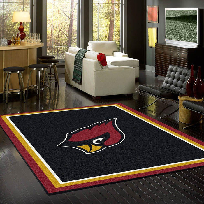 Arizona Cardinals Rug Team Spirit - Fan Cave Rugs