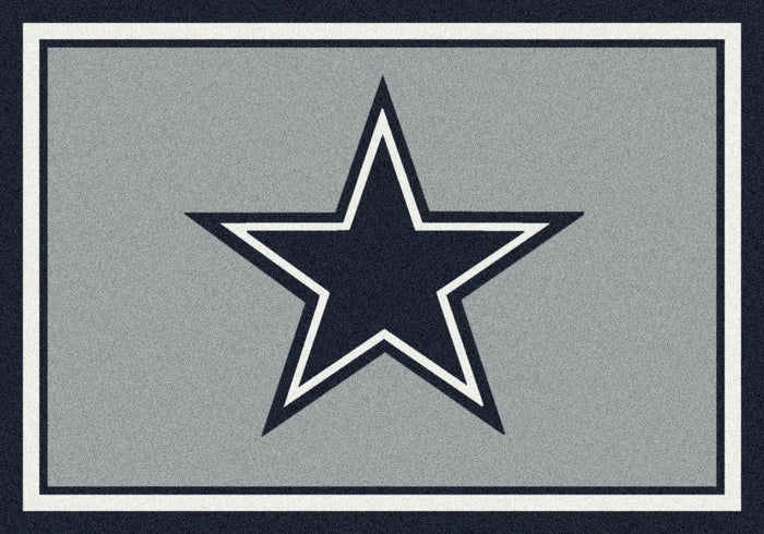 Fan Cave Rugs:Dallas Cowboys Rug Team Spirit