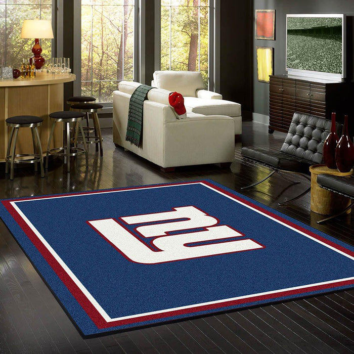 New York Giants Team Spirit Rug