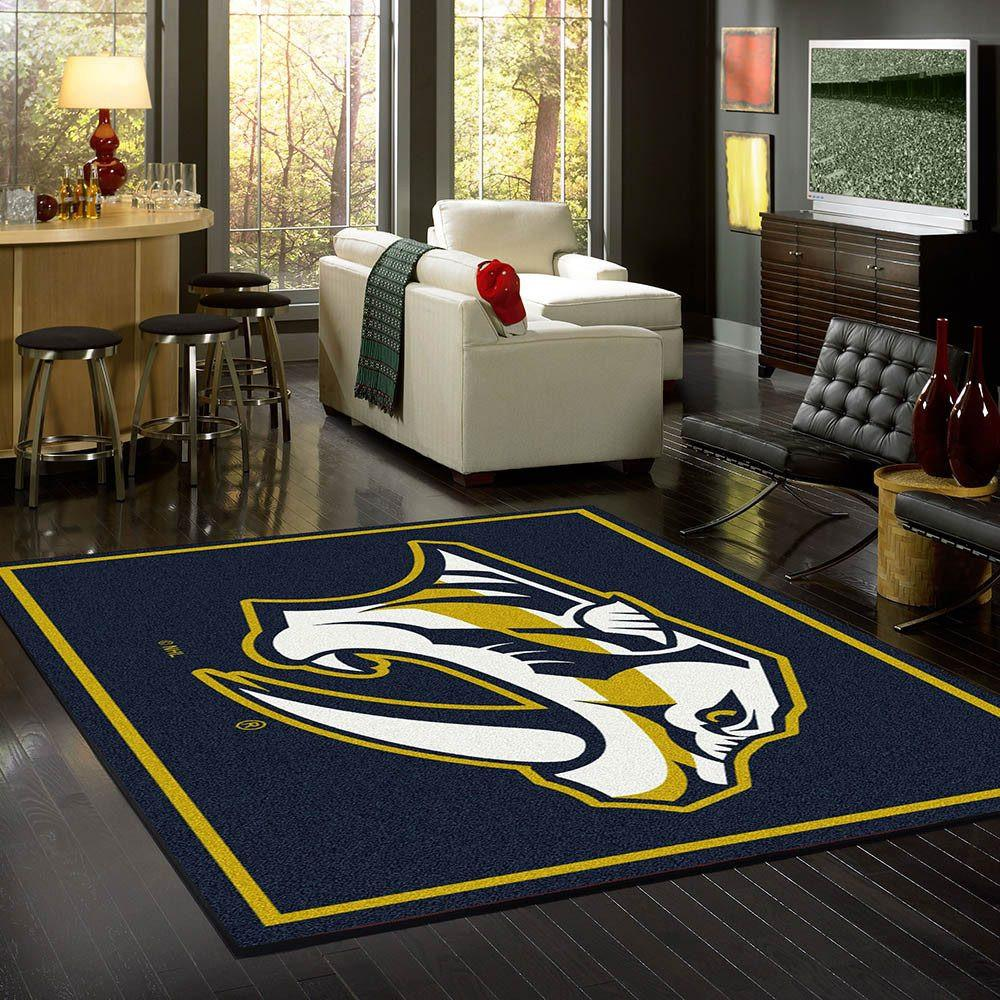 Nashville Predators Rug Team Spirit