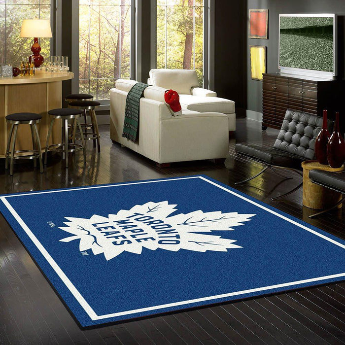 Toronto Maple Leafs Rug Team Spirit