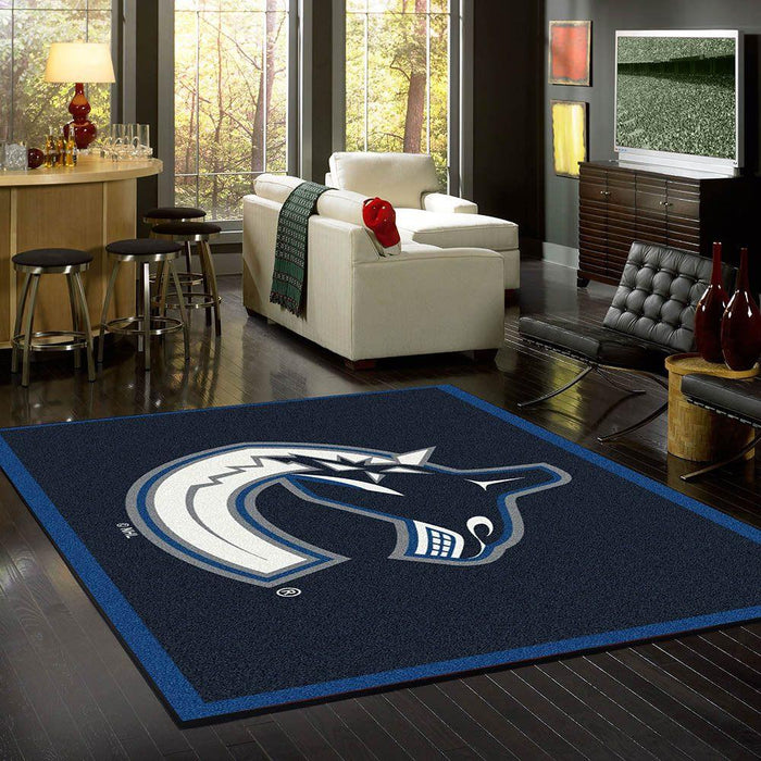 Vancouver Canucks Rug Team Spirit - Fan Cave Rugs