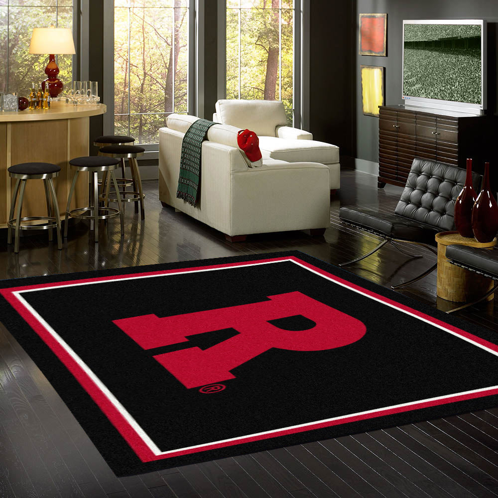Rutgers Rug Team Spirit - Fan Cave Rugs