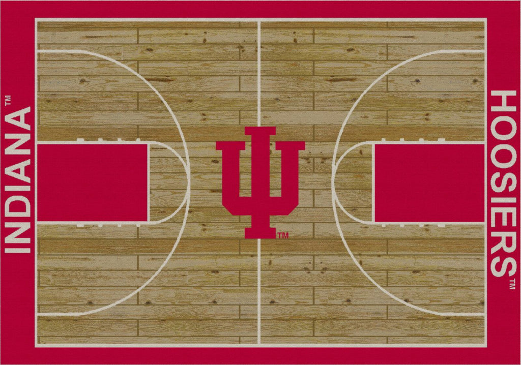 Indiana Rug Team Home Court