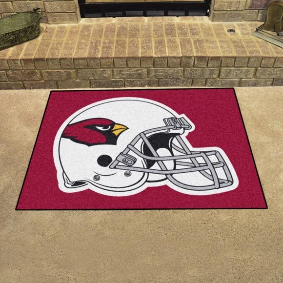 "NFL - Arizona Cardinals All-Star Mat 33.75""x42.5"" From Fan Cave Rugs"
