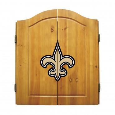 NEW ORLEANS SAINTS  DART CABINET From Fan Cave Rugs