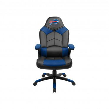 BUFFALO BILLS OVERSIZED GAMING CHAIR From Fan Cave Rugs