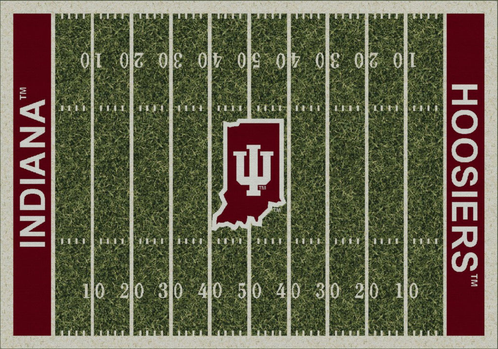 Indiana Rug Team Home Field