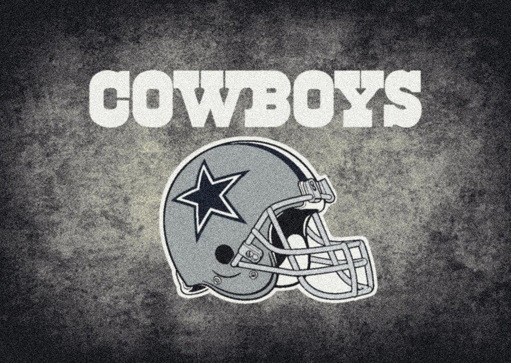 Dallas cowboys rug