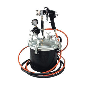 10 Litre Paint Tank & Spray Gun