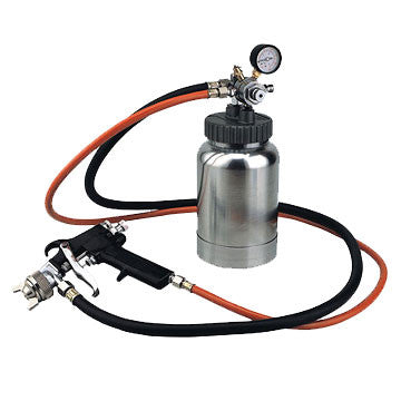2 Litre Paint Tank & Spray Gun