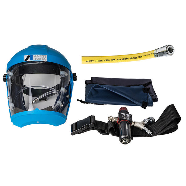 Airfed Mask Kit with 10m Breathing Hose