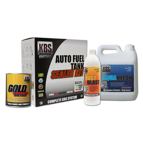 KBS Fuel Tank Sealer Kit - Auto