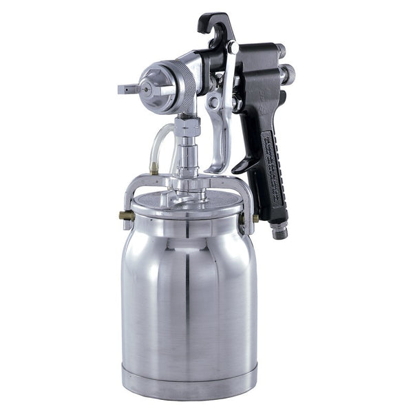 Spray Gun with REV Canister