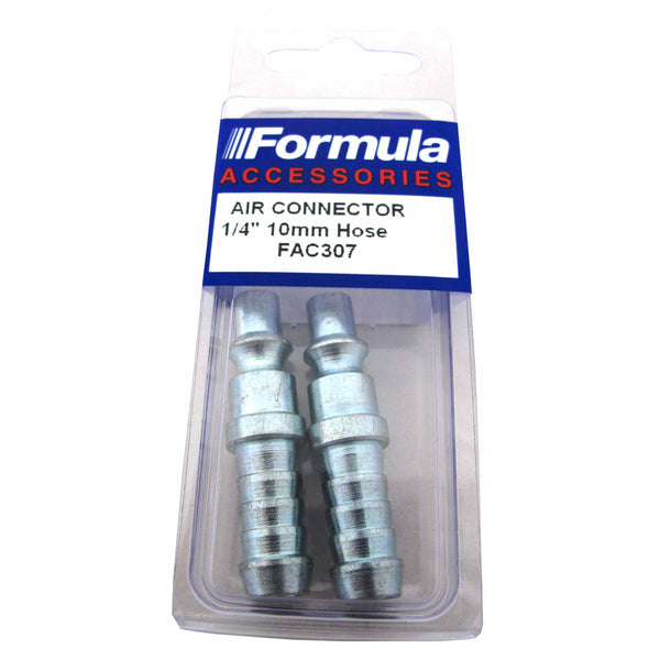 "Formula Air Connector 1/4"" 10mm Hose"