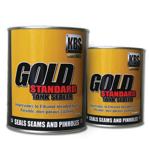 KBS Fuel Tank Sealer - Gold Standard