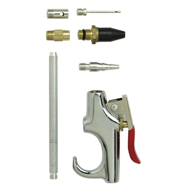Campbell Hausfeld Blow Gun 7 Piece Kit
