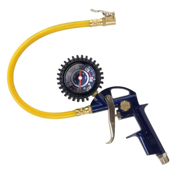 Campbell Hausfeld Tyre Inflator with Gauge