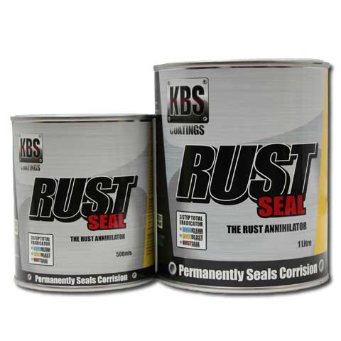 KBS RustSeal - Satin Black