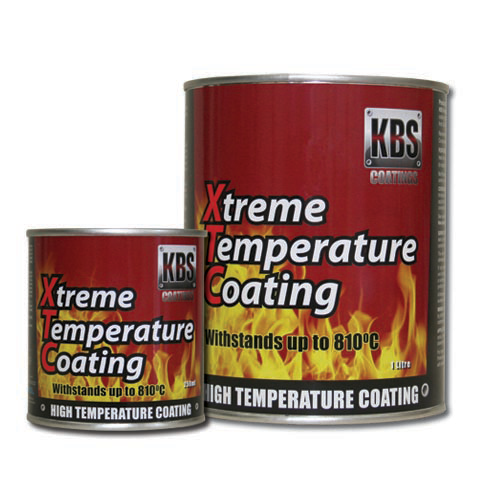KBS XTC Xtreme Temperature Coating