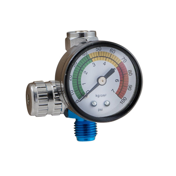 Anest Iwata 2SPRAY Regulator with Gauge