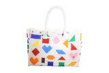 Multicolored Beaded Bag