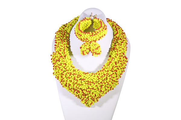 Reef Beaded Necklace - MORE COLORS