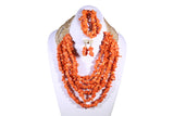 Sand Coral Necklace - MORE COLORS