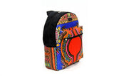 Blue MEDIUM Angelina Dashiki Backpack