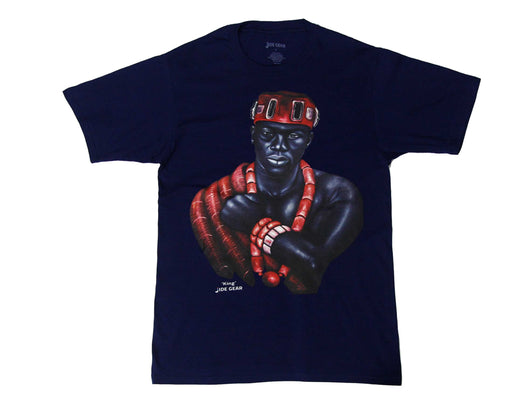 Jide Gear Blue King Tshirt Front