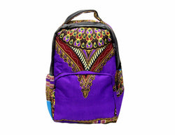 Jide-Gear-Purple-Dashiki-Backpack-Front
