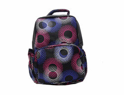 Jide-Gear-Purple-Swirl-Ankara-Backpack-Front