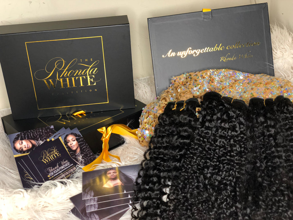 Brazilian Curly Bundle + Frontal Deal