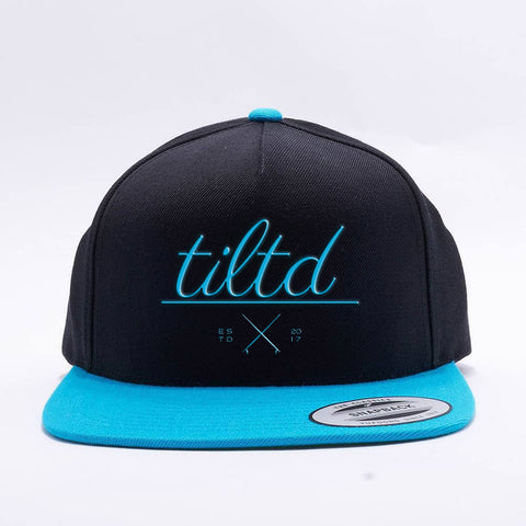 TILTD Summer Surf Snapbacks