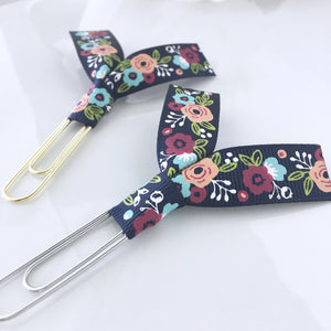 Assorted Spring Page Clips