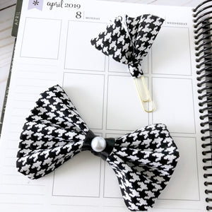 Couture Fabric Bows
