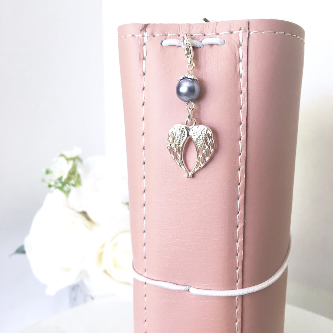 Timeless Wings and Bead Charm