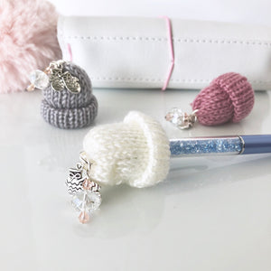 Soft Knit Pen Warmers *LIMITED QUANTITY*